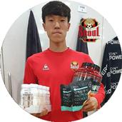 축구선수 ㅣ 김진야
