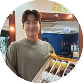 야구선수 ㅣ 김성민