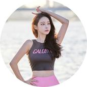 모델 ㅣ 김소연